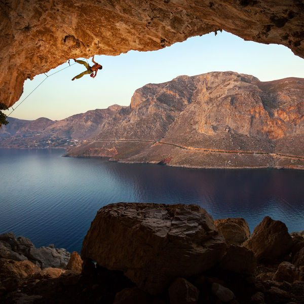Kalymnos Greece Rock Climbing
